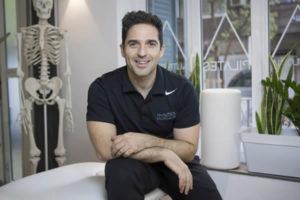 Daniel Molina - Rehabilitador Físico